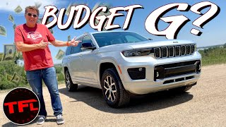 Is This Plush $67K Jeep Grand Cherokee L Overland A Budget G-Wagen Or Just An Overpriced Durango?