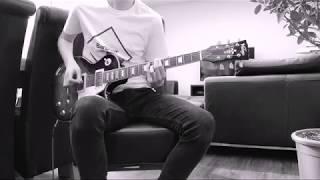 'Overlap'   Catfish And The Bottlemen Guitar Cover (The Balance)