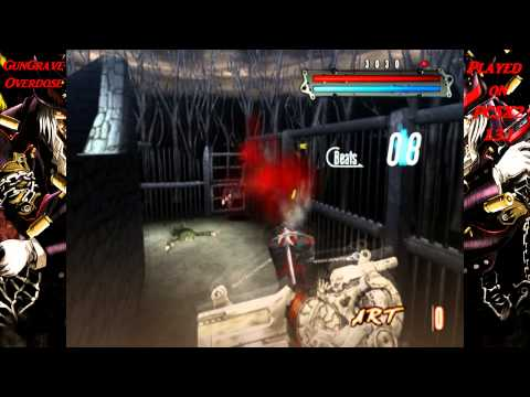 GunGrave: Overdose NTSC-US Played on the PC using PCSX2 1 3 1