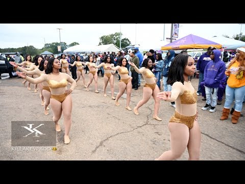Alcorn State University - Marching Out Vs SU - 2019