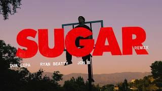 SUGAR Remix (feat. Dua Lipa, Ryan Beatty & Jon B) [VISUALIZER] - BROCKHAMPTON