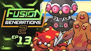 THE FUSION I CAN'T CATCH! | Pokemon Fusion Generations 2 w/ Sacred! Episode 13