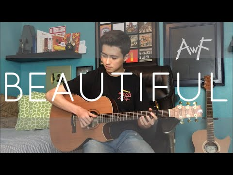Beautiful - Bazzi Feat. Camila Cabello  - Cover (fingerstyle Guitar) Now On Spotify Mp3