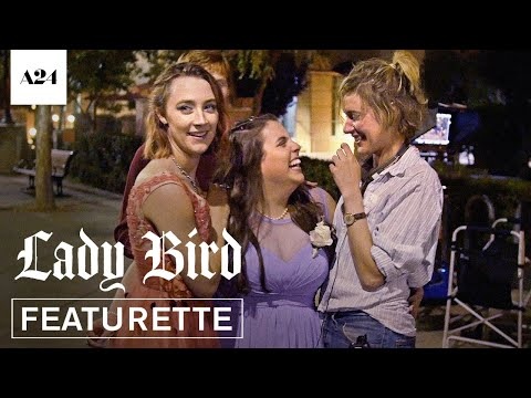 Lady Bird (Featurette 'Time to Fly')