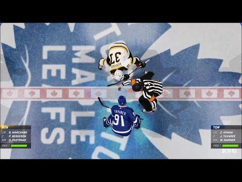 NHL 20 Gameplay (Xbox One X HD) [1080p60FPS]