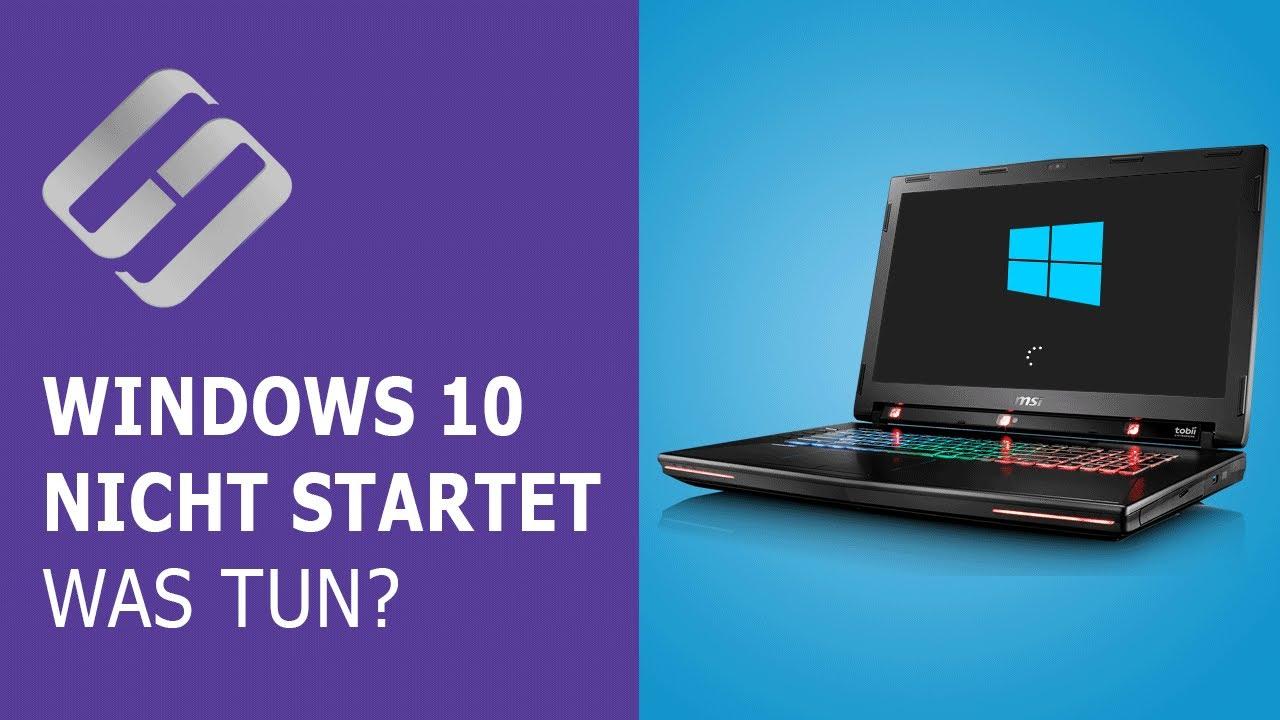 Wie setzt man Windows 10 und 8 zurück, wenn der Computer nicht startet