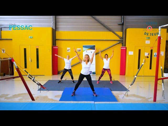 #BougeChezToi avec la Ville de Pessac - Gym Santé