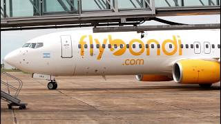 Reporte De Vuelo: Mi Primera Experiencia Con Flybondi