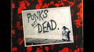 The Exploited-Cop Cars