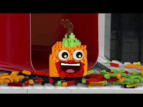 Otravný Pomeranč - zLEGOván - Fénix ProDabing