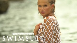 Vita Sidorkina Makes A Splash In Curaçao   Outtakes   Sports Illustrated Swimsuit