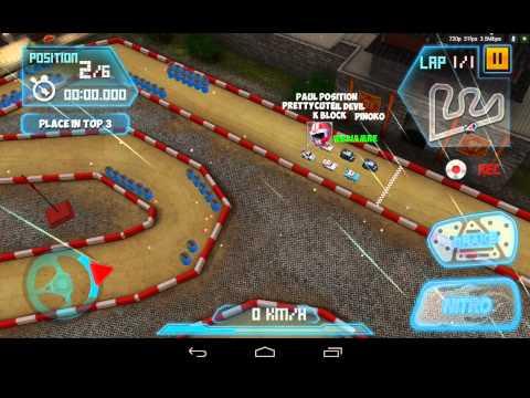 Mini Motor Racing WRT-Android HD Gameplay (pt4)