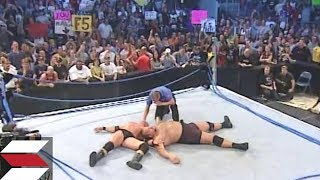 10 WWE Superstars Who Broke The Ring