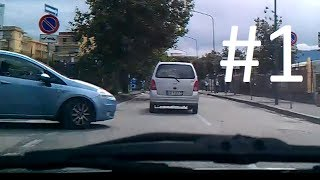 Driving In Italy #1_bad Drivers Napoli