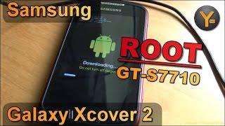 Root-Rechte für das Samsung Galaxy Xcover 2 / GT-S7710 Rooten