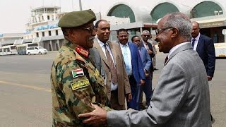 Sudan Military Ready To Restore 'warm Ties' With Eritrea