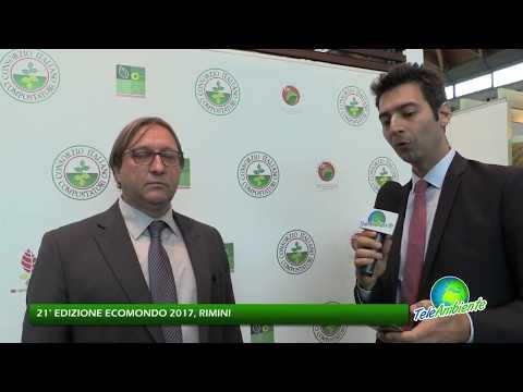 Consorzio Italiano Compostatori - CIC, Ecomondo Rimini 2017