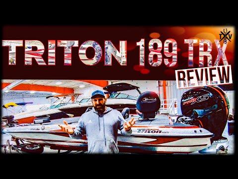 Triton 189 TRX video