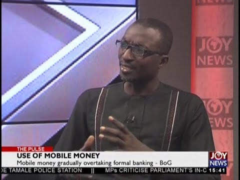 Use of Mobile Money - The Pulse on JoyNews (17-8-18)