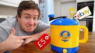 My £5 Mac & Cheese Maker! - kitchen gadget testing