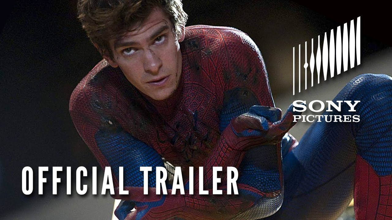 Movie Trailer #2:  The Amazing Spider-Man (2012)