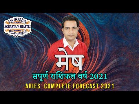 Aries Complete Forecast 2021 - मेष सपूर्ण राशिफल वर्ष - 2021