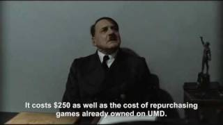 Hitler Reviews: PSP Go