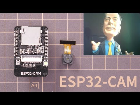 Esp32 Cam Camera With Esphome Directly Integrate Into Home