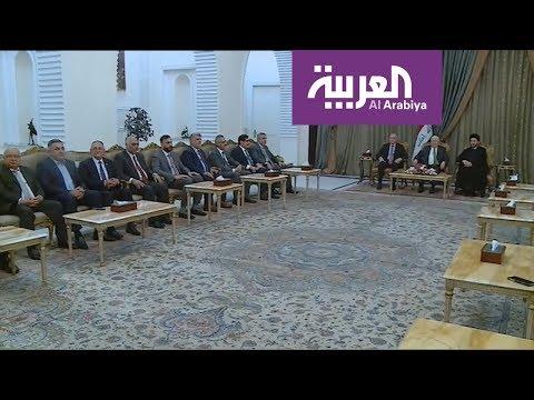 العرب اليوم - شاهد: منصبي رئيس الحكومة والجمهورية يُثيران انشقاقات في قوى سياسية عراقية