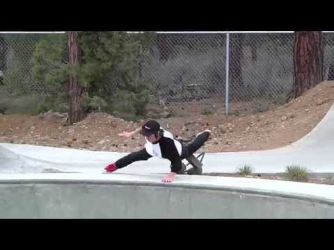 Skateboarder Front Flips Into Bowl Cheating DEATH!! - WTF - Kevin Kowalski
