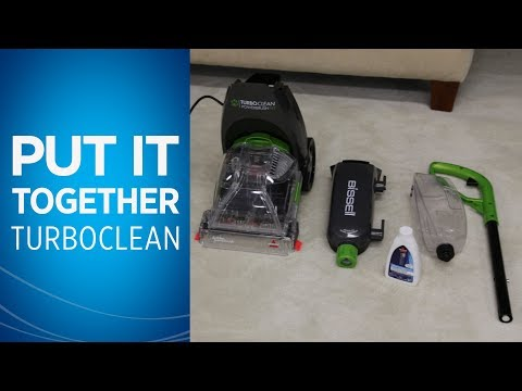 How to Assemble your TurboClean/PowerForce PowerBrush Video