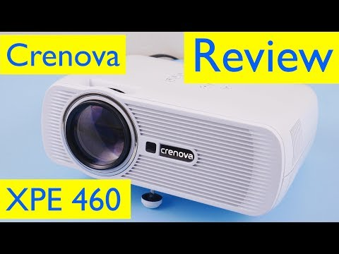Crenova XPE460 LED Video Projector Review