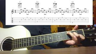 五月天 T1213121 簡單吉他教學