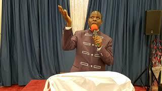Apostle John Kimani William At MBCI, Boston On 22 September 2018