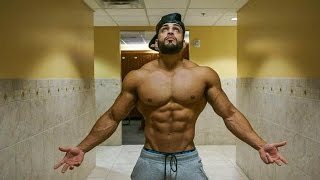 Gerardo Gabriel - GET BIG SHOULDERS | MOTIVATION!!!