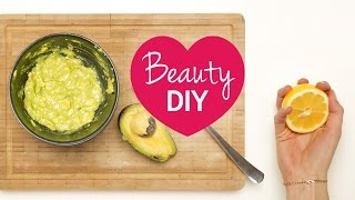 Was Kann Man Alles Mit Avocados Machen Beauty Hacks Avocado