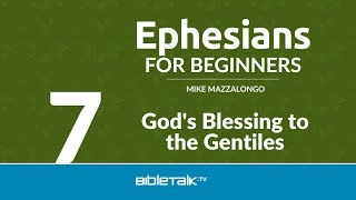 God's Blessing to the Gentiles