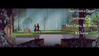 "Once Upon a Dream (w/ lyrics) From Disney's ""Sleeping Beauty"""