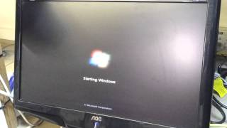 New Build Boot Time - Non SSD