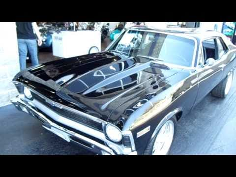 1970 Chevrolet Nova 502 Big-block 550HP Muscle Car Quick Look