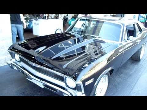 1970 Chevrolet Nova 502 Big-block 550HP Muscle Car Quick Look