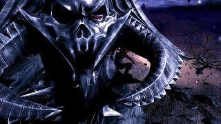 Skyrim Mods Mix - The Gray Cowl of Nocturnal, Рart 1 Путь в пустыню + Demon Race