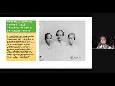 Peta Pemikiran dan Gerakan Perempuan Indonesia
