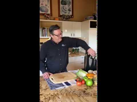 Paring Knife Demo