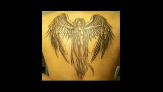 3D Unique Angel Tattoos For Men In 2017 & 2018 Best Tattoos Design