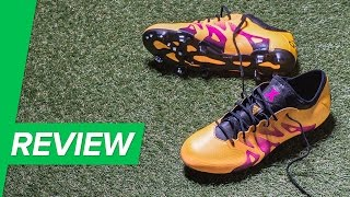 adidas X 15.1 review | Worn by Bale, Suarez, Benzema and all players who wants to cause chaos