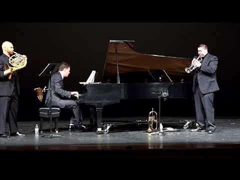 Cantata BWV 78: Jesu, der du meine Seele by Johann Sebastian Bach, Universal Brass Ensemble Michigan Tour