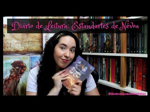 Dragões de Éter: Estandartes de Névoa (Diário de Leitura) | Desbravando Nova Ether | Raíssa Baldoni