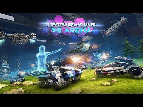 League of War: VR Arena Announcement Trailer thumbnail