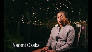 Naomi Osaka on her coach Sascha Bajin 大坂なおみ